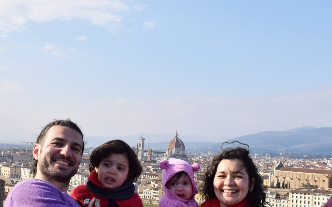 Last stop Firenze! The the photo we came for