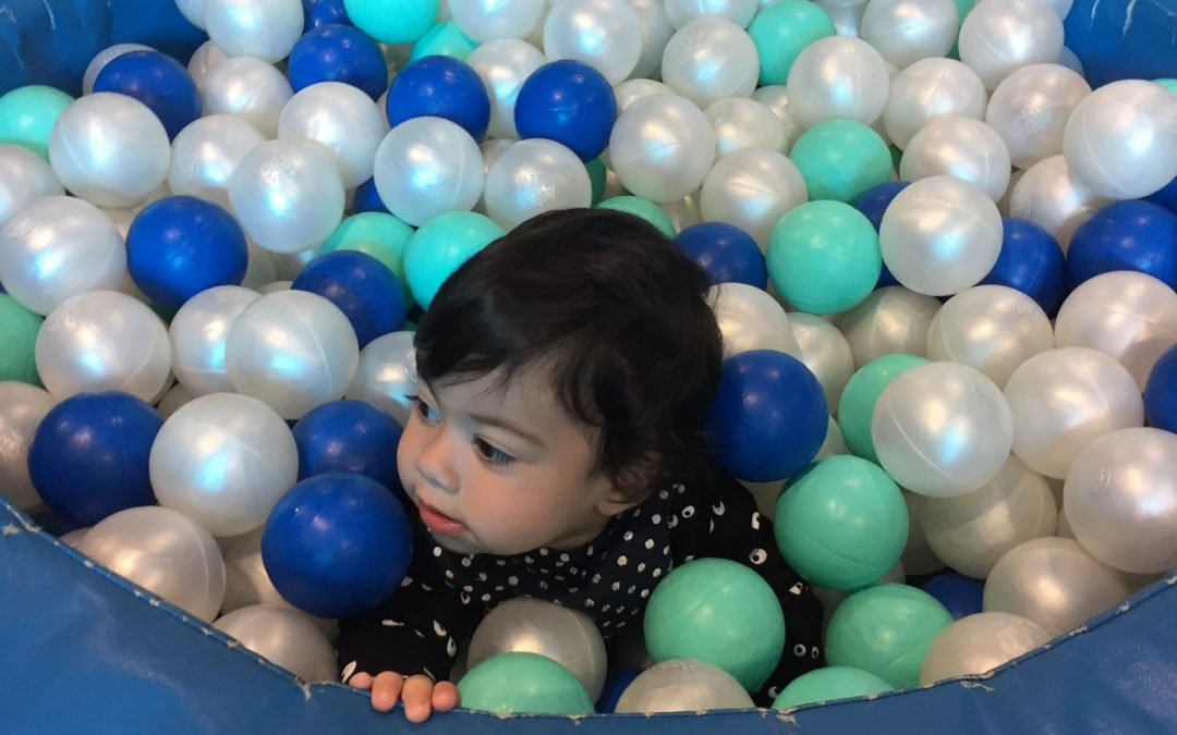 Ballpit madness